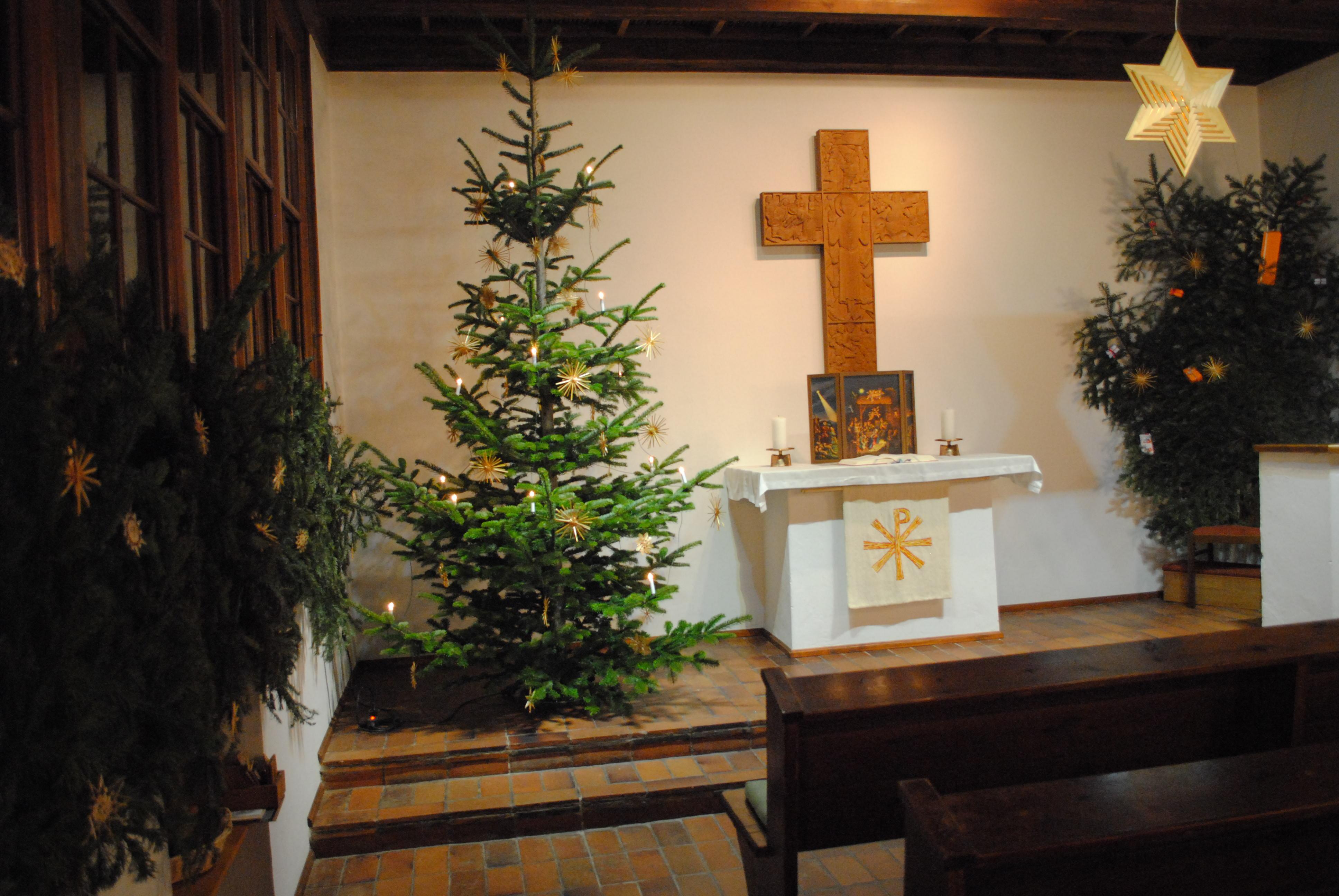 Offene Kapelle Kleinnaundorf